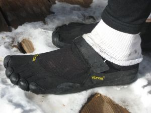 FiveFingers Ankle Warmer