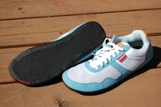 Feelmax running shoes - soles